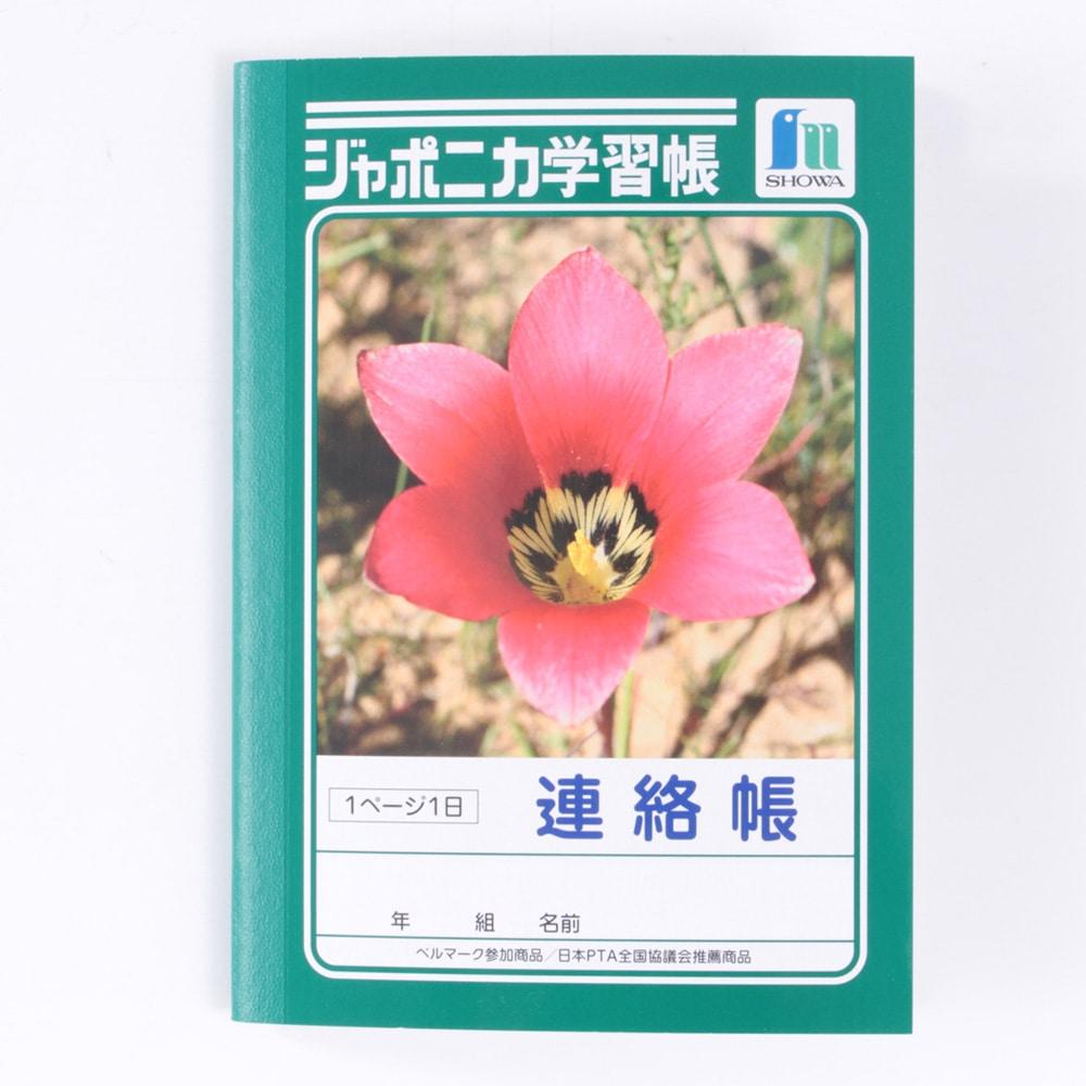ジャポニカ学習帳 連絡帳 A6 JBー3 10冊