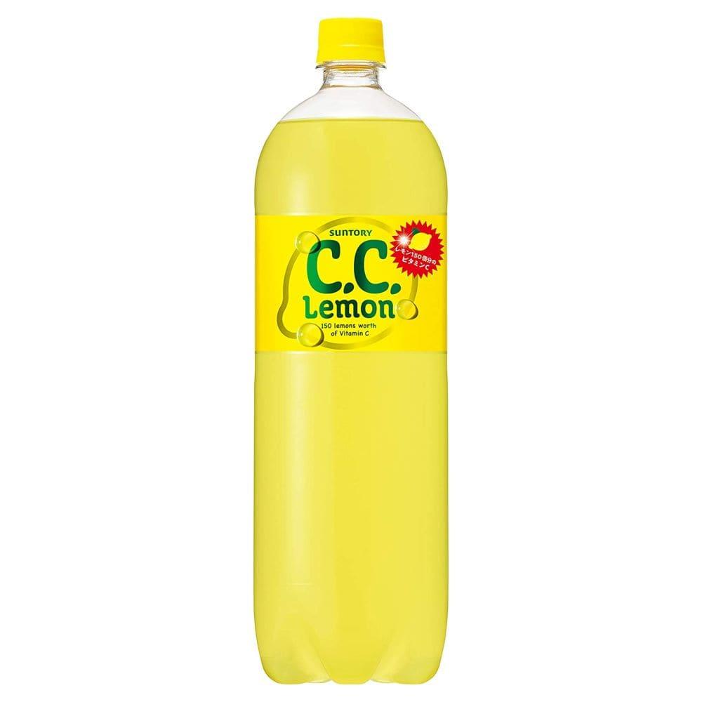 サントリー CCレモン 1.5L×8本入