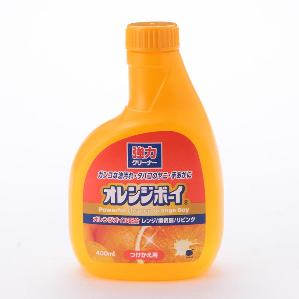 オレンジボーイ 強力クリーナー つけかえ用(400mL)