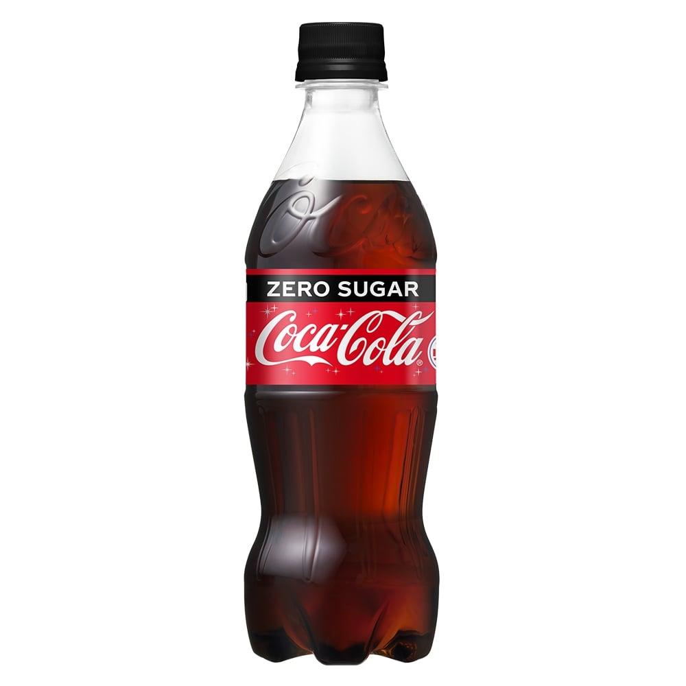 コカ・コーラゼロ OTGボトル 500mlx24本