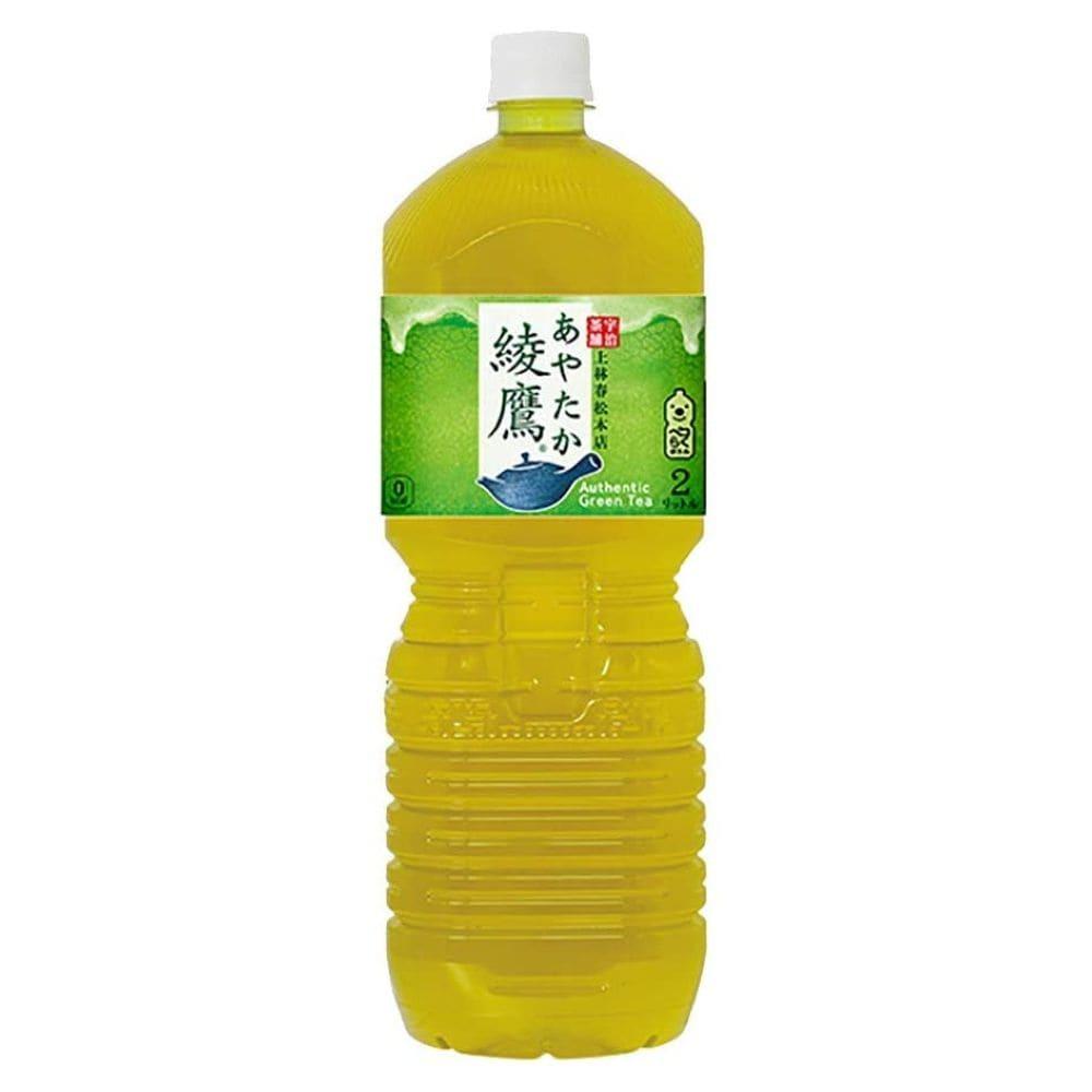 【ケース販売】日本コカ・コーラ 綾鷹 2L×6本