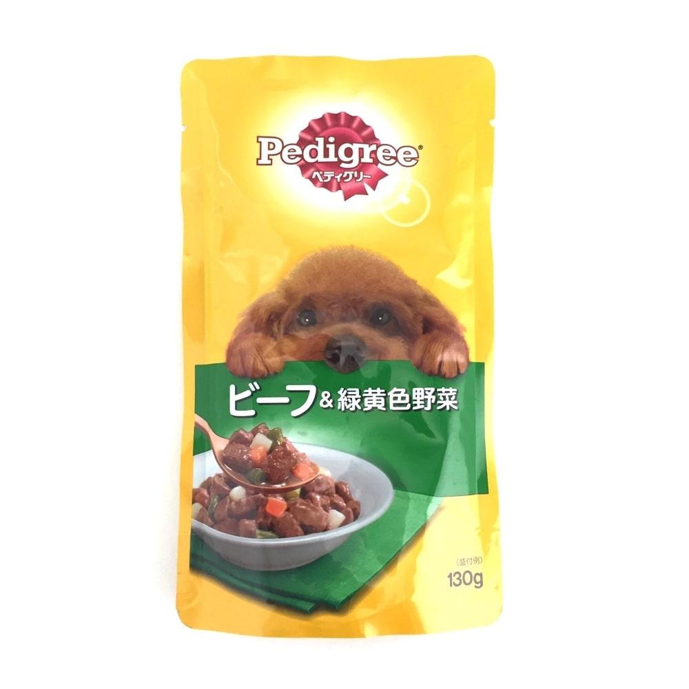 P101 成犬用 ビーフ&野菜 130g
