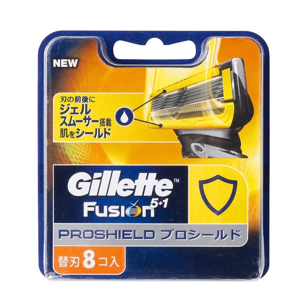 P&G ジレット プロシールド 替刃8個入 カミソリ
