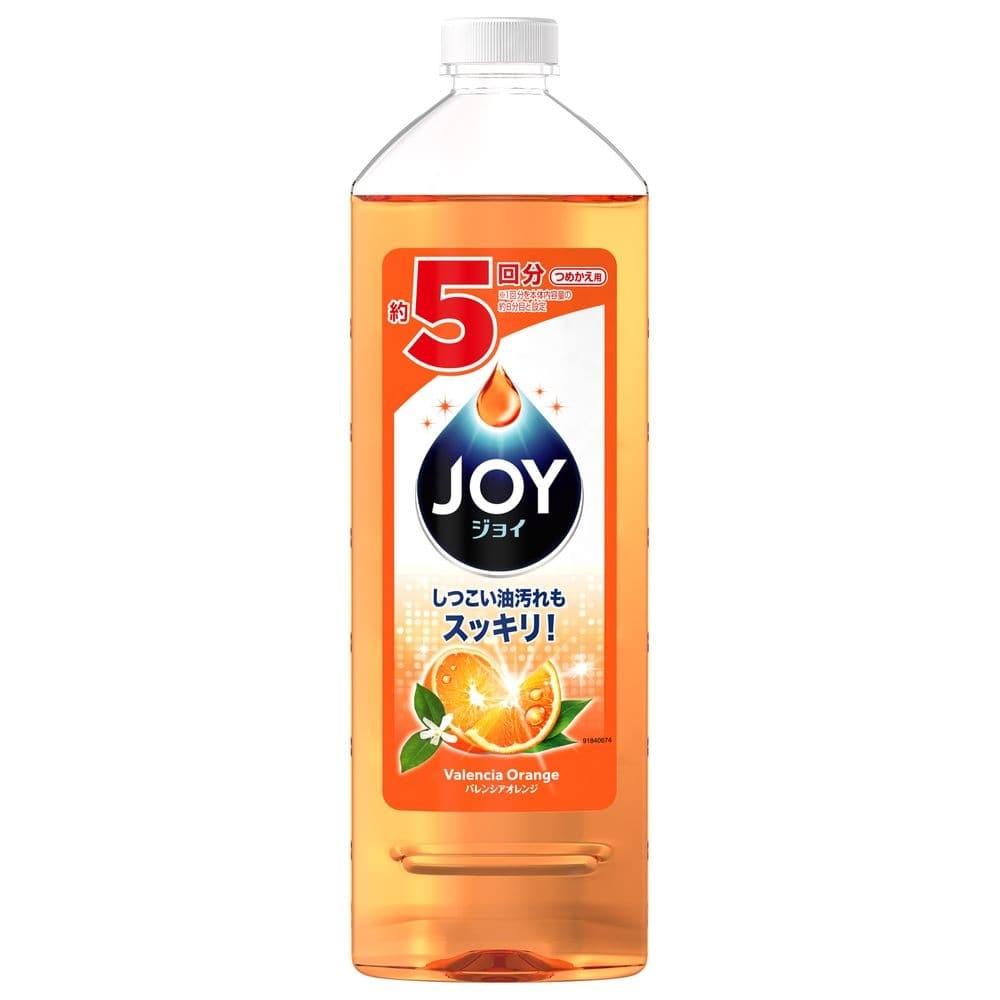 P&G ジョイ コンパクト バレンシアオレンジ 詰替 特大 770ml