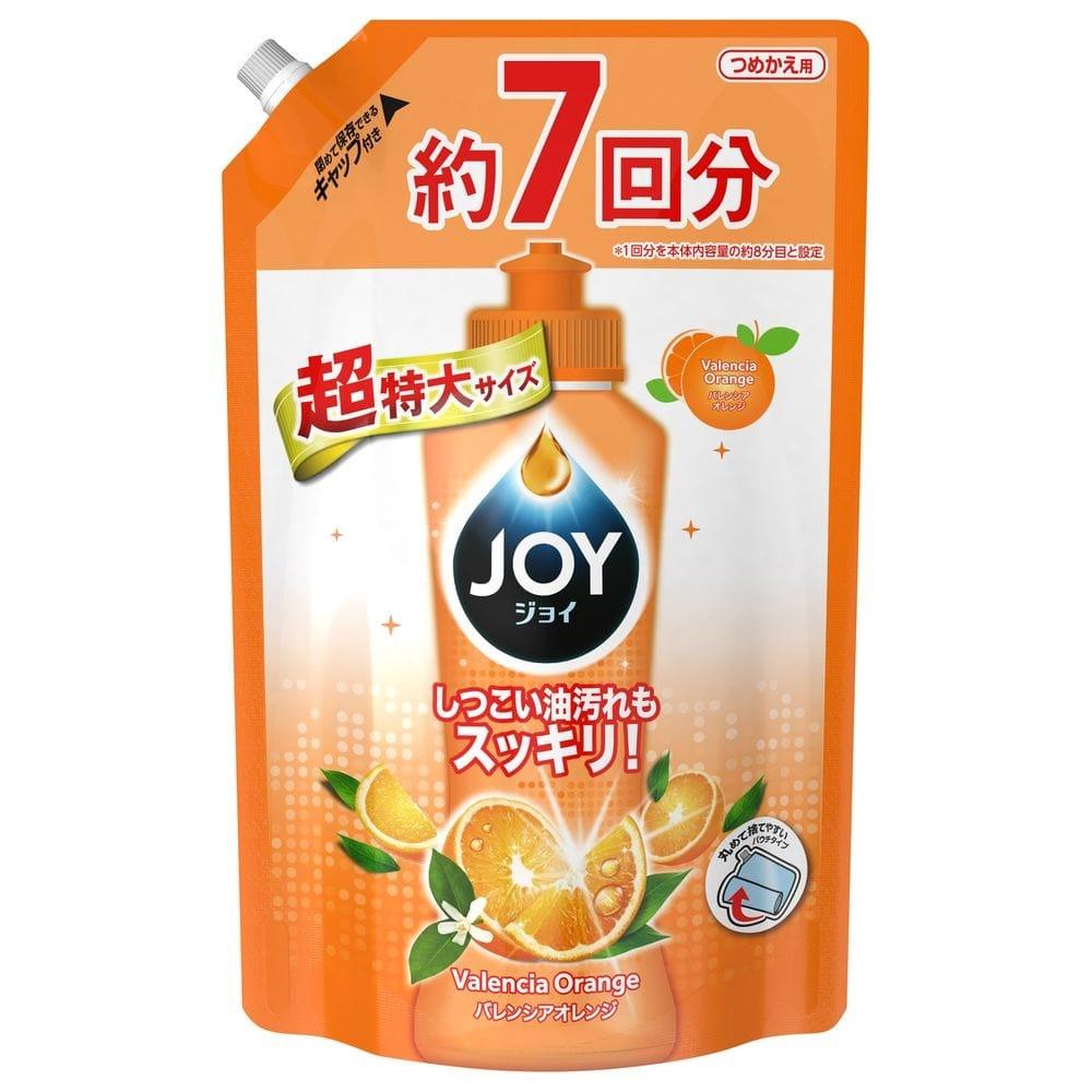 P&G ジョイ コンパクト バレンシアオレンジ 詰替 超特大 1065ml