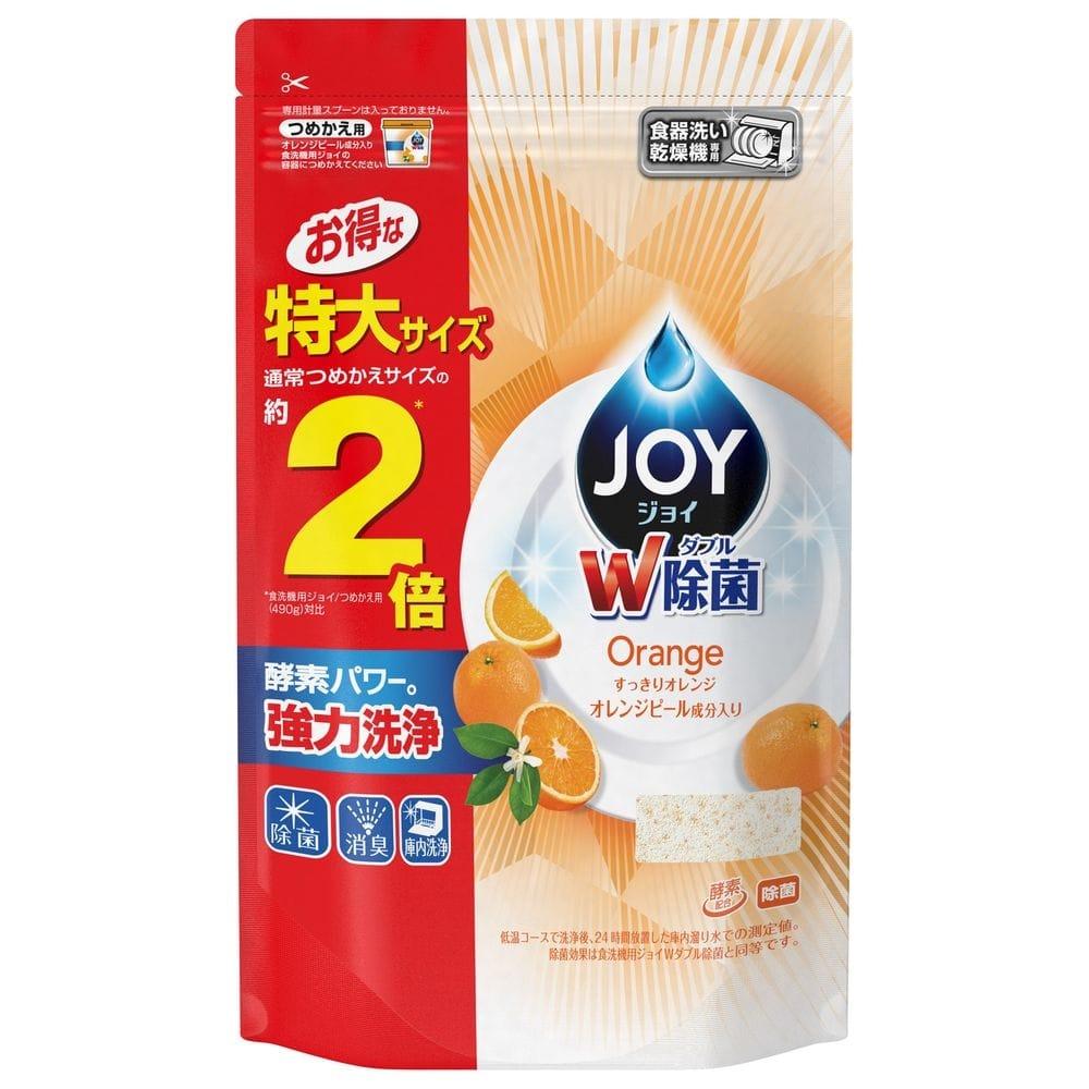 ジョイ ハイウォッシュ JOY オレンジピール成分り 詰め替え 930g 1個 食洗機用洗剤 P&G