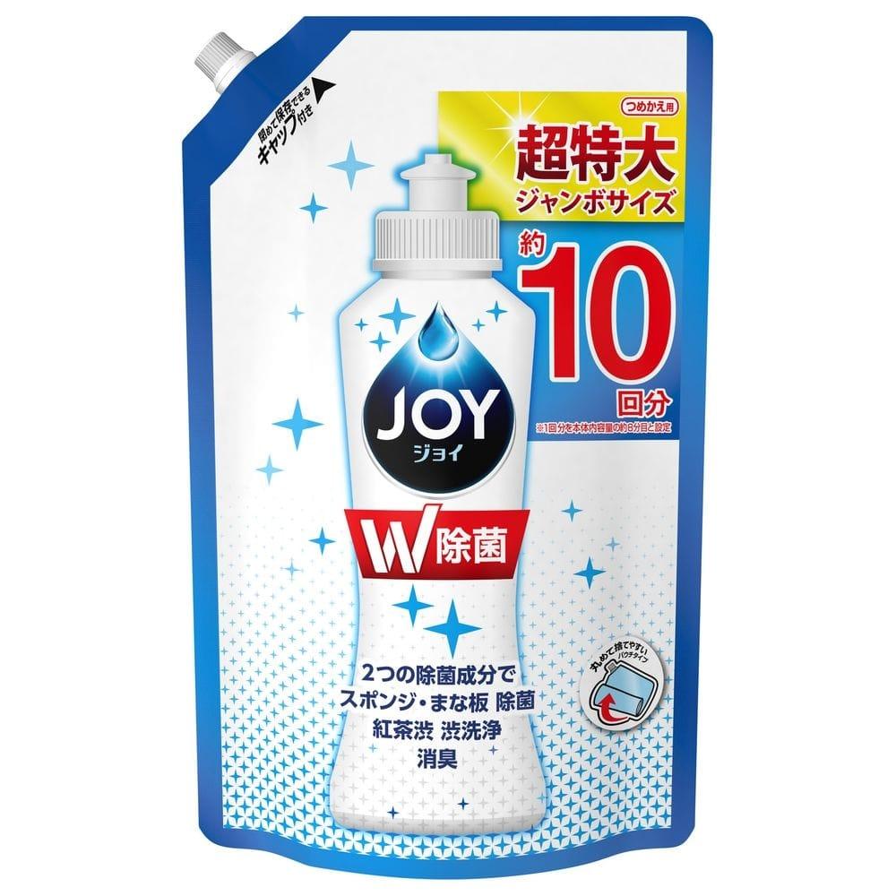 P&G 除菌 ジョイコンパクト つめかえ用 ジャンボ 1330ml