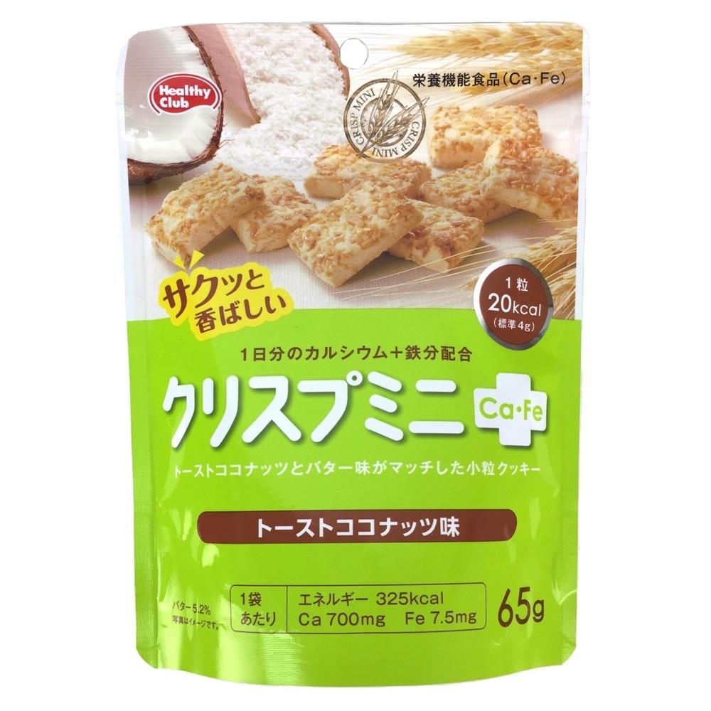 ハマダコンフェクト クリスプミニトーストココナッツ味 65g