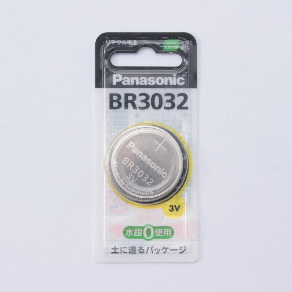 パナソニック ボタン電池BR-3032
