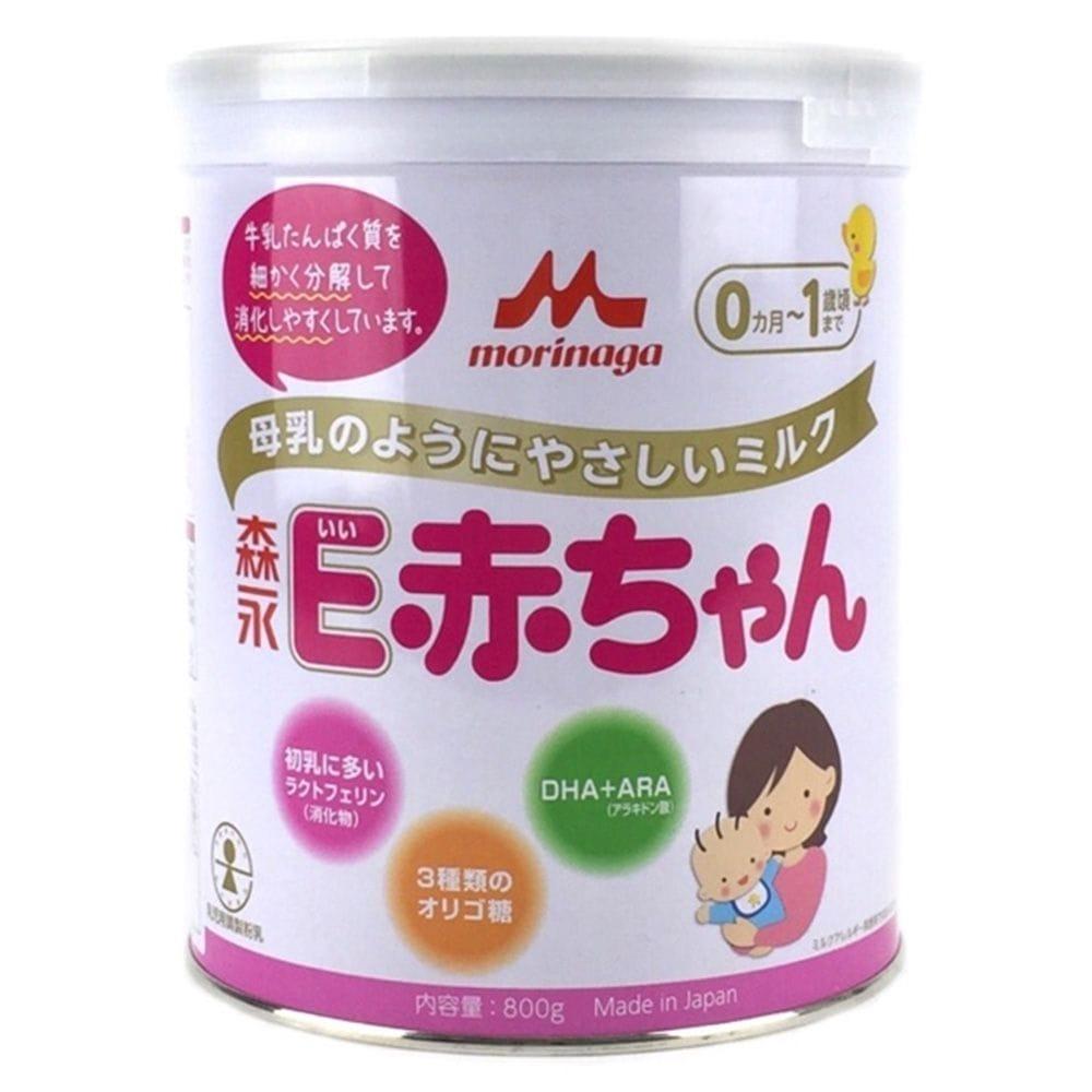 森永E赤ちゃん(大缶)800g