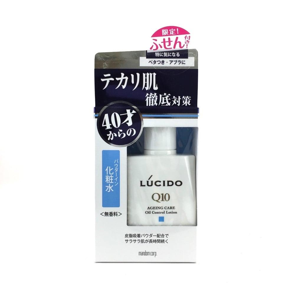 マンダム ルシード 薬用 オイルコントロール化粧水 100ml