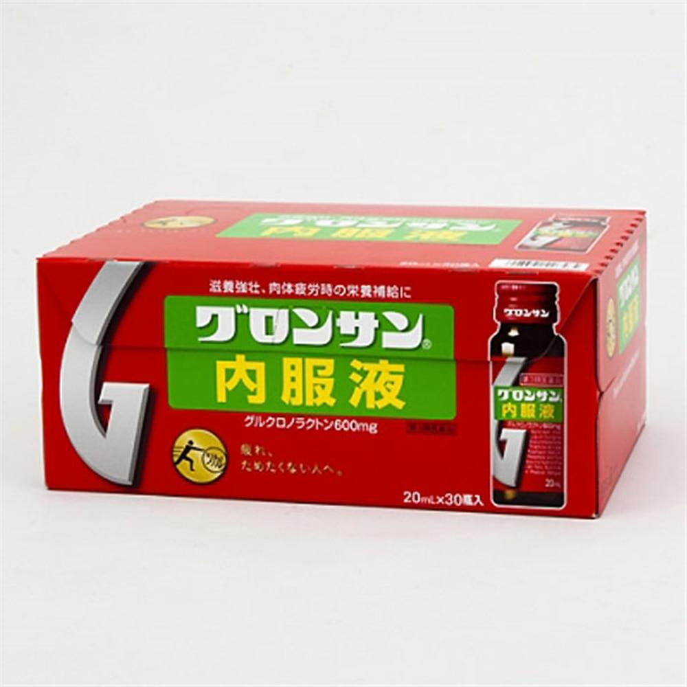 グロンサン 内服液(20mL*30本入)
