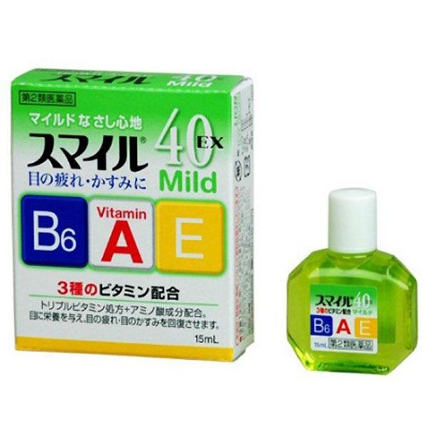 【第2類医薬品】スマイル40EXマイルド