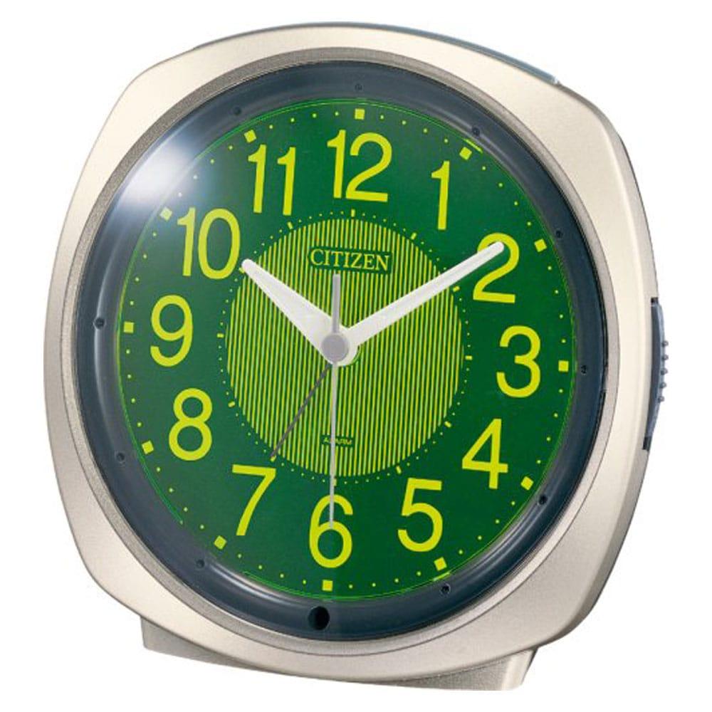 シチズン目覚し時計サイレントミグ638