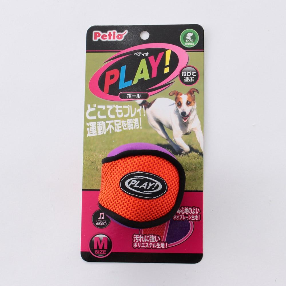 PLAY        ボールM