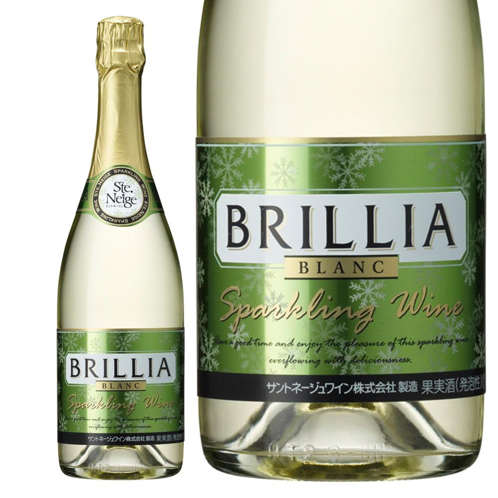 サントネージュ ブリリア 白 瓶720ml
