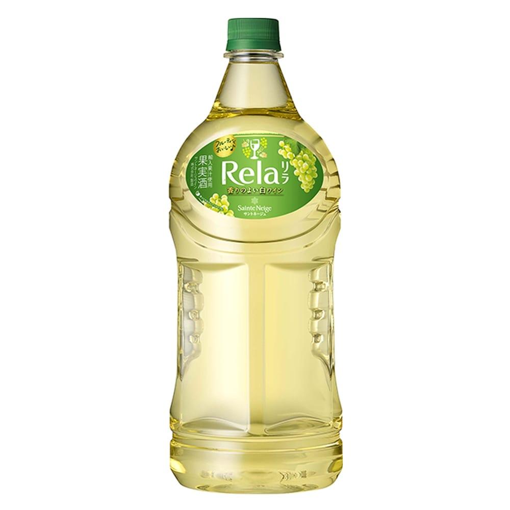 サントネージュ リラ 白 ペットボトル 2.7L 2.7L 1本