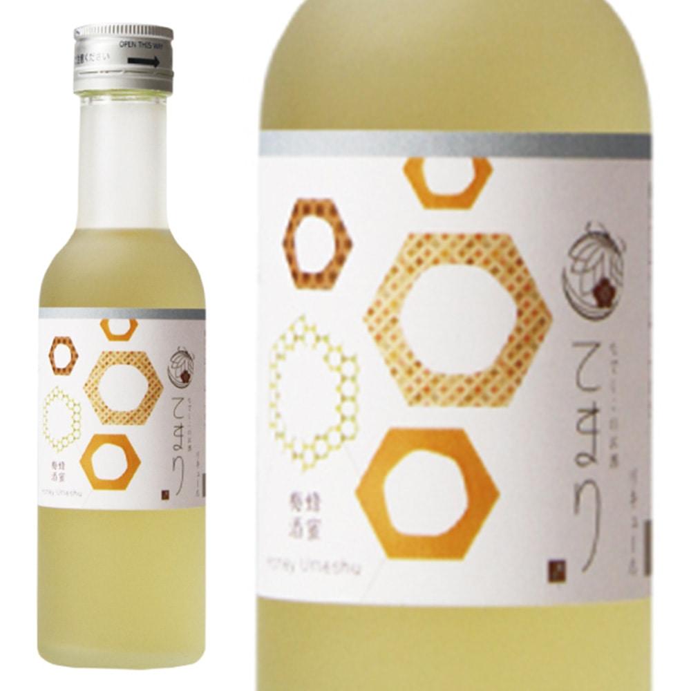 なでしこのお酒「てまり」蜂蜜梅酒 180ml【別送品】