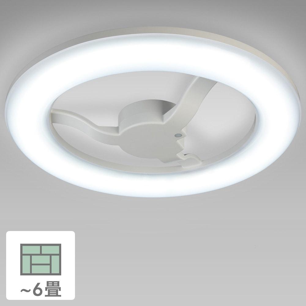 NEC LEDシーリングライト 〜6畳 HLDX0601