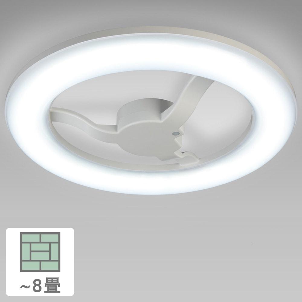 NEC LEDシーリングライト 〜8畳 HLDX0801