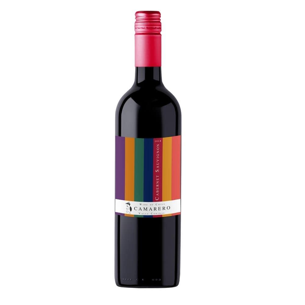 カマレロ 赤ワイン カベルネ・ソーヴィニヨン 辛口 750ml