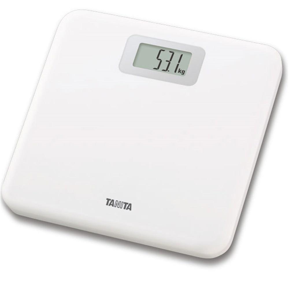 タニタ デジタルヘルスメーター HD-661-WH ホワイト