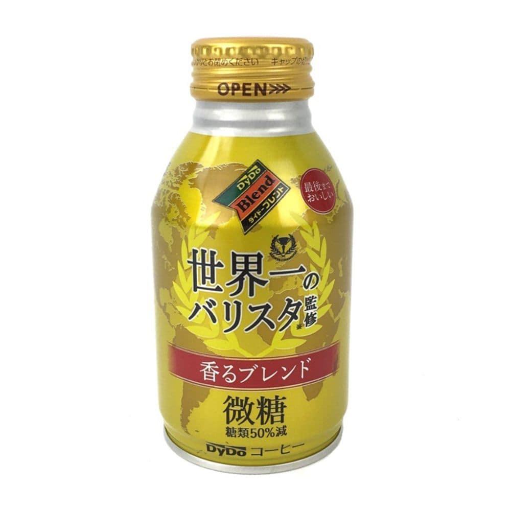 ダイドー 世界一のバリスタ監修 微糖 ボトル缶 260mlx24本