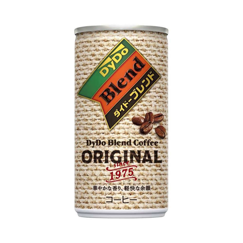ダイドー ブレンドコーヒー 缶 185mlx30本