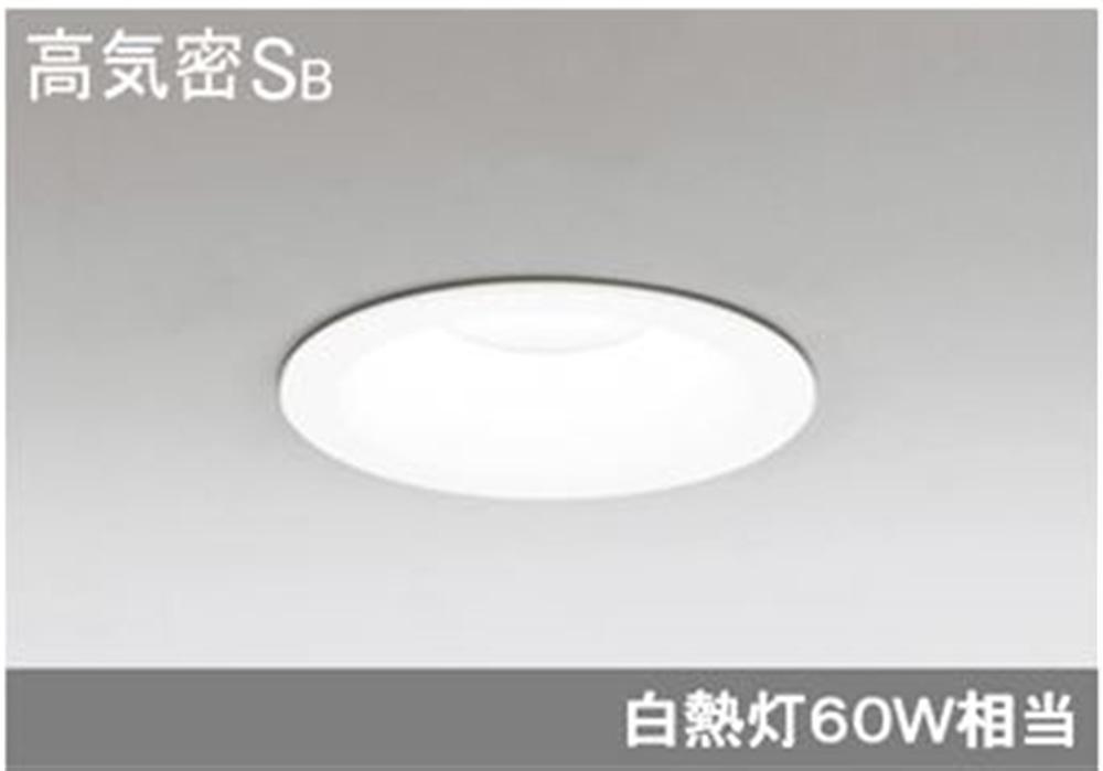 LEDダウンライト100Φ 昼白色OD261892