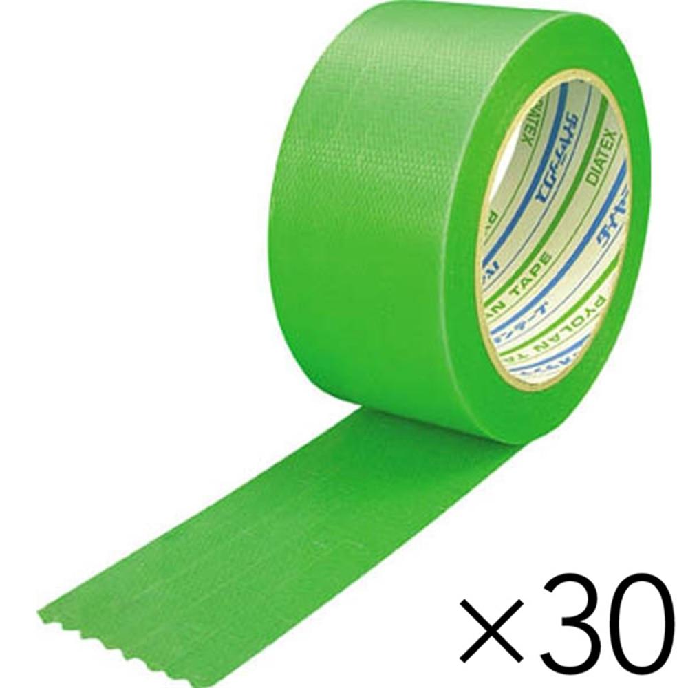 ケース販売 パイオランクロス 塗装養生テープ 緑 50mm 25m 30 大箱売り 30 50mm 30巻ケース 緑 塗料 ペンキ 塗装用品ホームセンター通販のカインズ