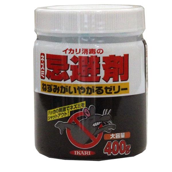 イカリ ねずみがいやがるゼリー(400g)