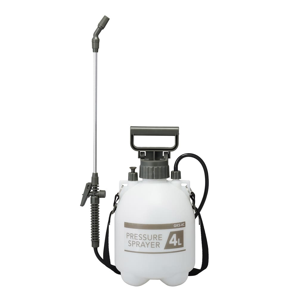 肩掛蓄圧式噴霧器 4L GKS−4C
