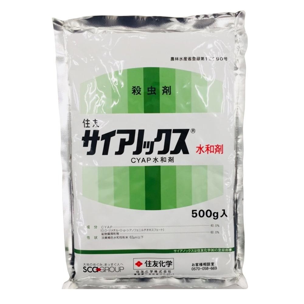 サイノックス水和剤500G