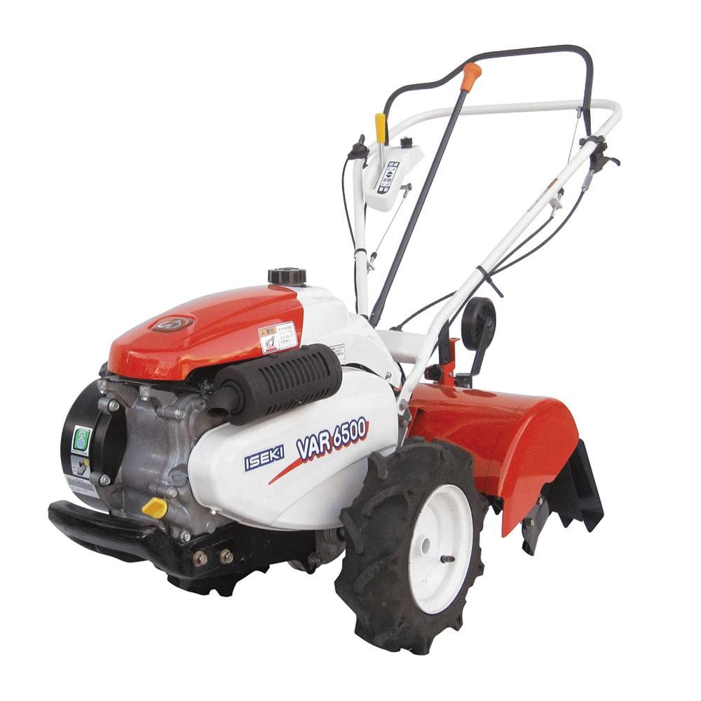 【店舗限定】家庭菜園用 小型耕うん機 VAR6500