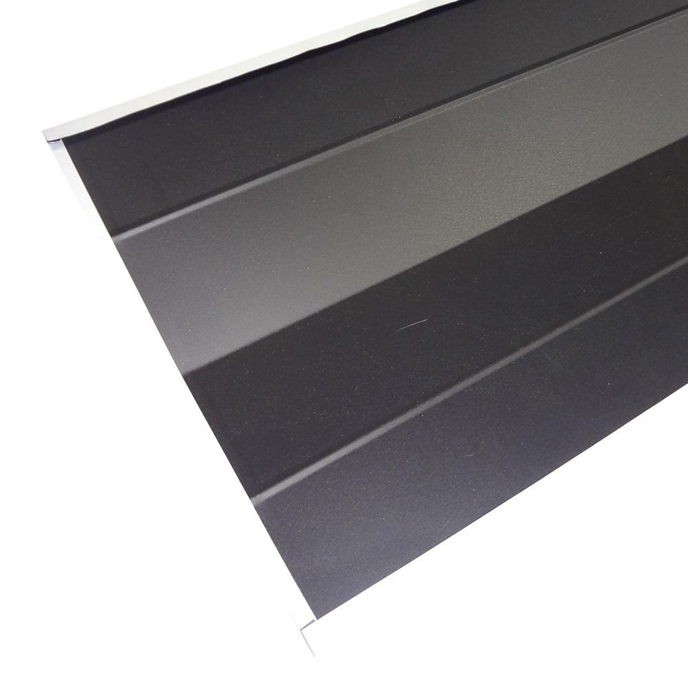 谷板 黒 6尺 0.35厚