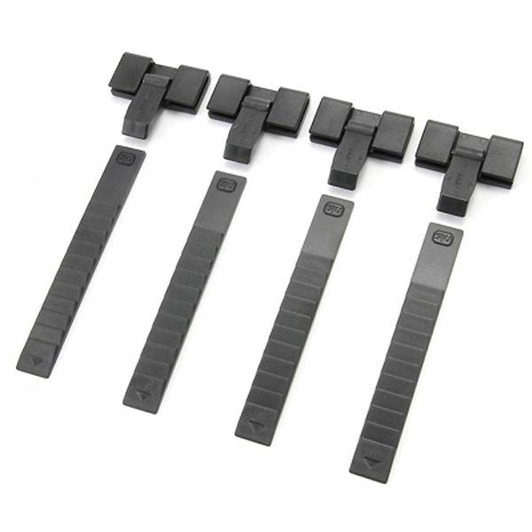 窓用補助錠 カチカチロック 4個セットDS-KC-4