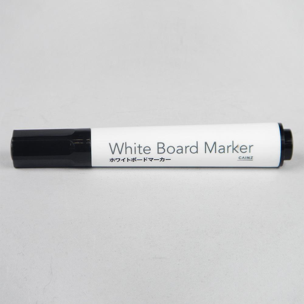 ホワイトボードマーカー 黒 1本