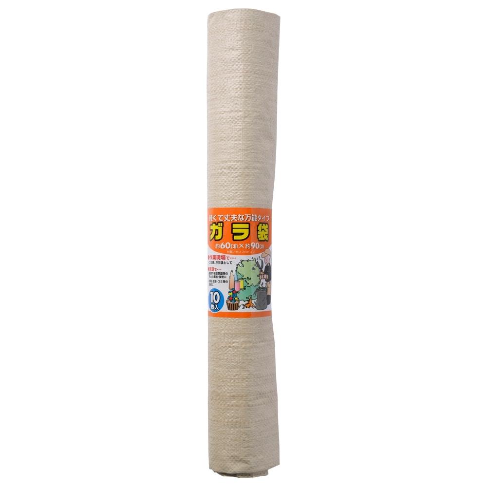 ひも付ガラ袋 60X90(PPW-BE)