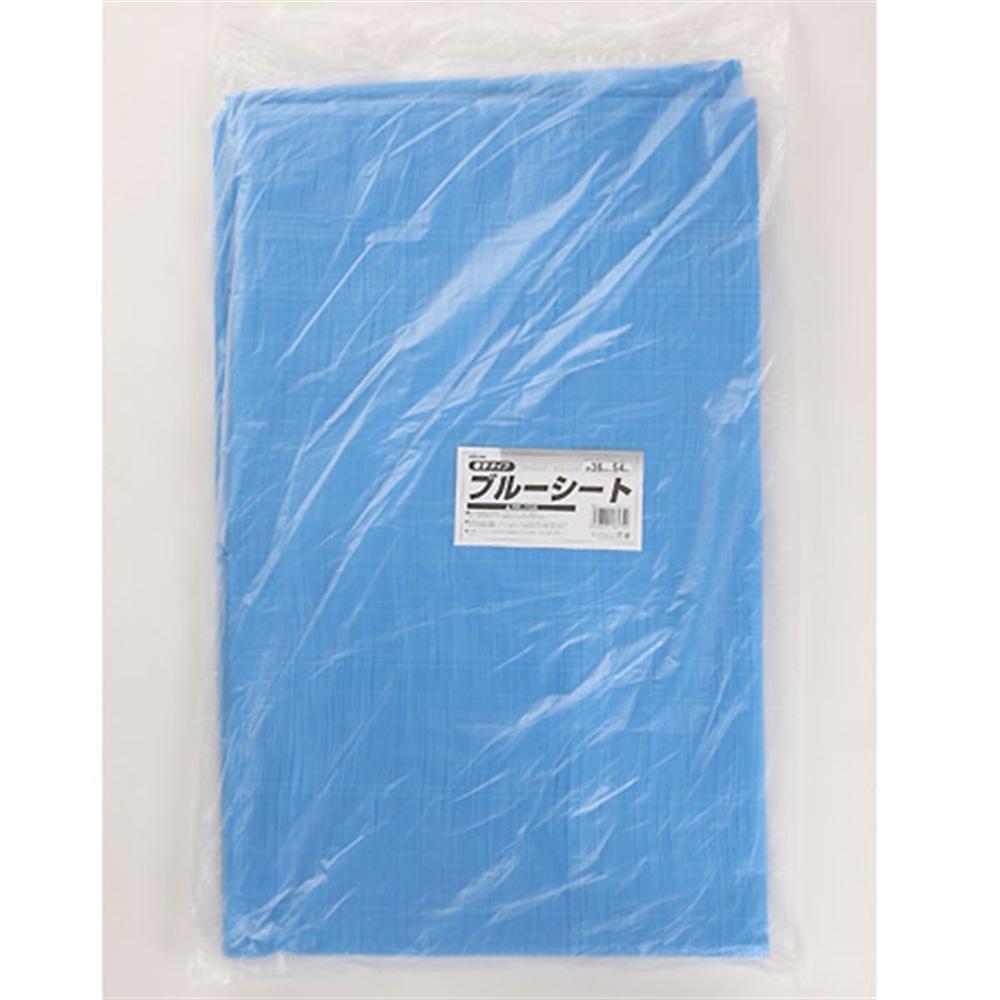 ブルーシート 薄手 3.6×5.4m #1300