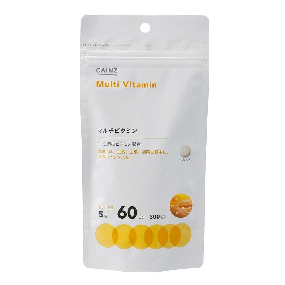 CAINZ マルチビタミン 300粒
