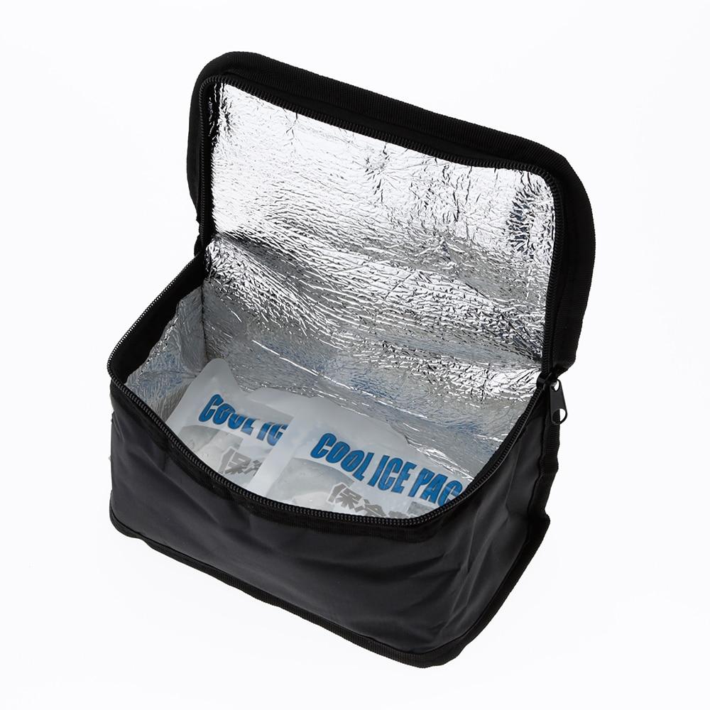 保冷材付 お弁当バック 2段 HBB—2111