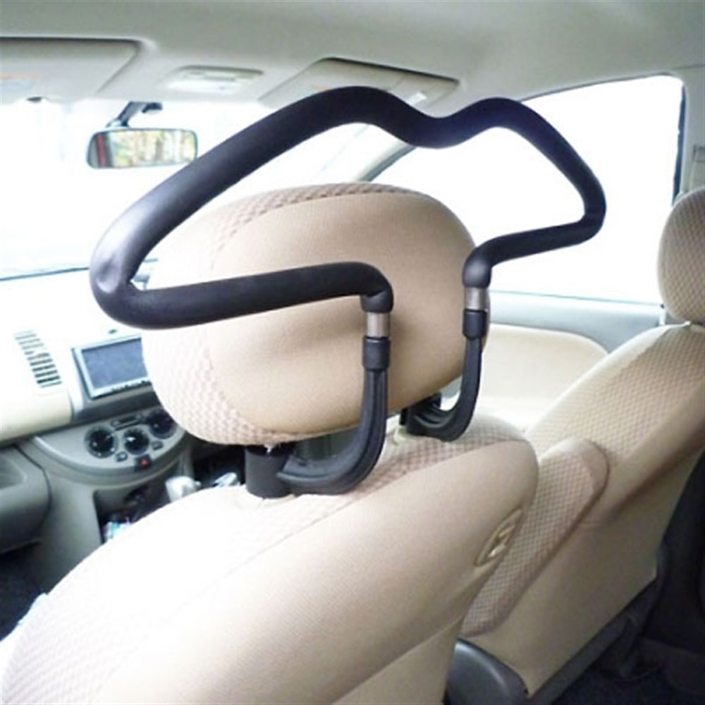 車内用衣類ハンガー SIH−4425BK