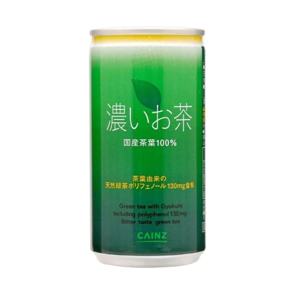 【ケース販売】濃いお茶 180g×30缶(1缶あたり約27円)