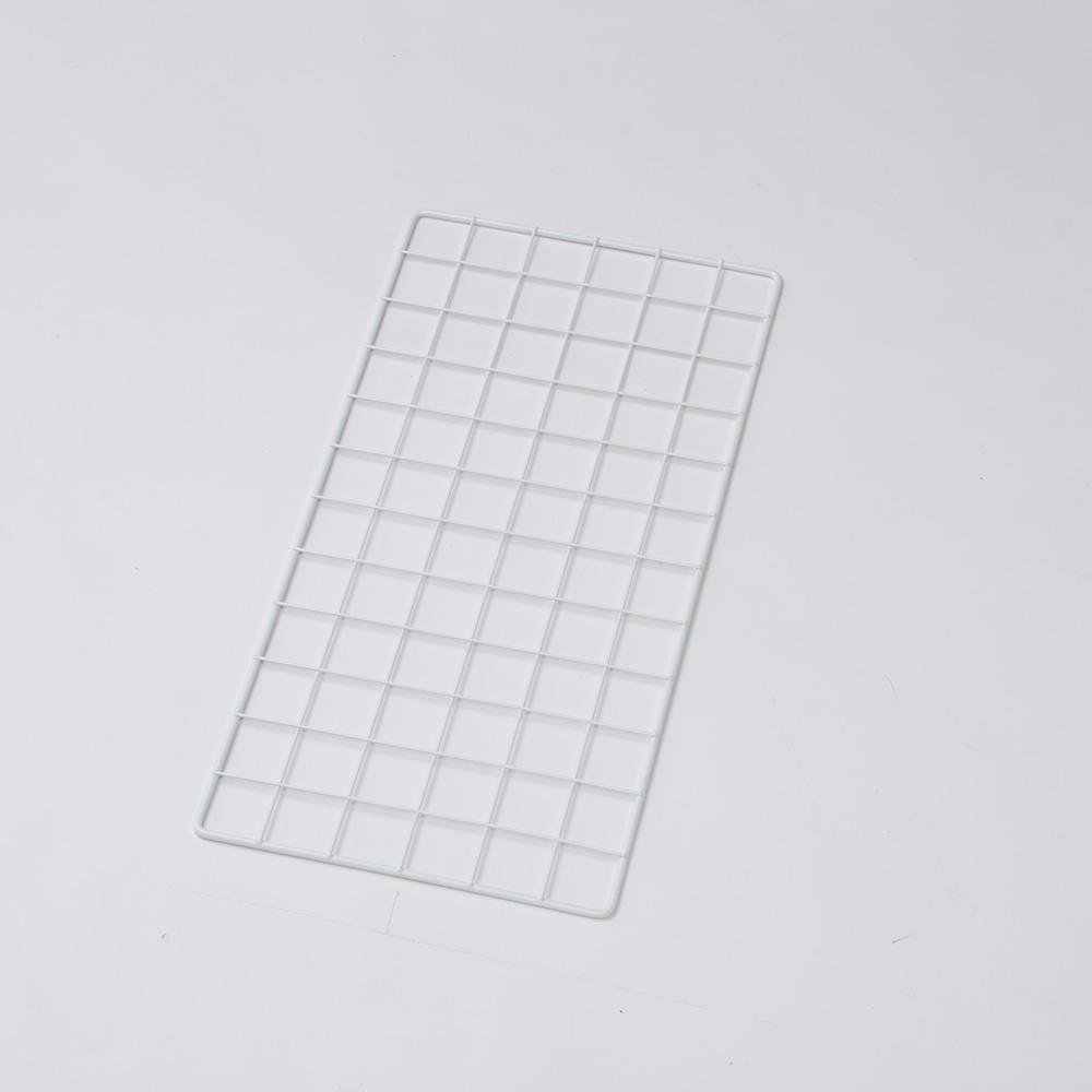 <ワイヤーネット> メッシュパネル 30×60 ホワイト T3060W