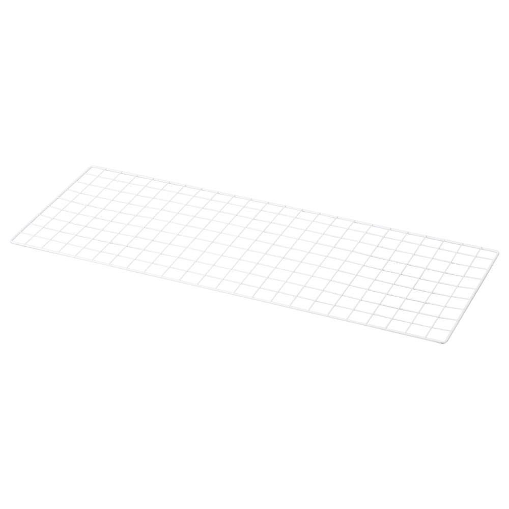 <ワイヤーネット> メッシュパネル 45×120 ホワイト T45120W