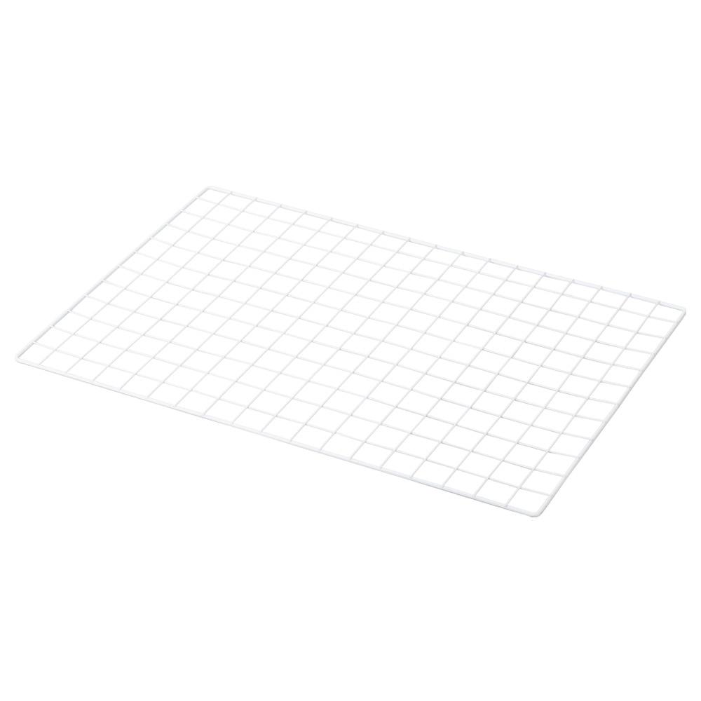 <ワイヤーネット> メッシュパネル 60×90 ホワイト T6090W