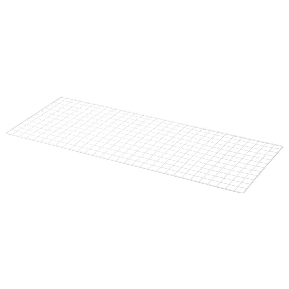 <ワイヤーネット> メッシュパネル 60×150 ホワイト T60150W