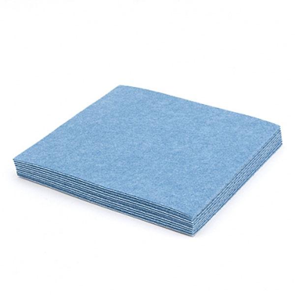 【数量限定】吸着カーペット 9枚入り ブルー