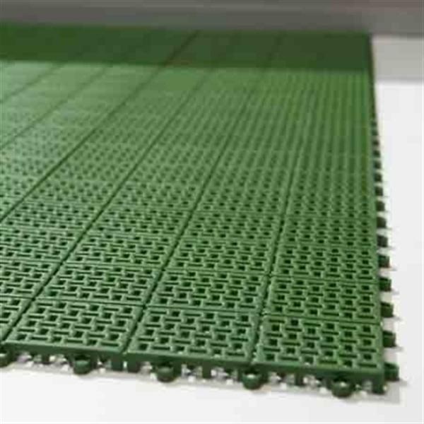 ジョイント水切りユニット 30cm×30cm グリーン
