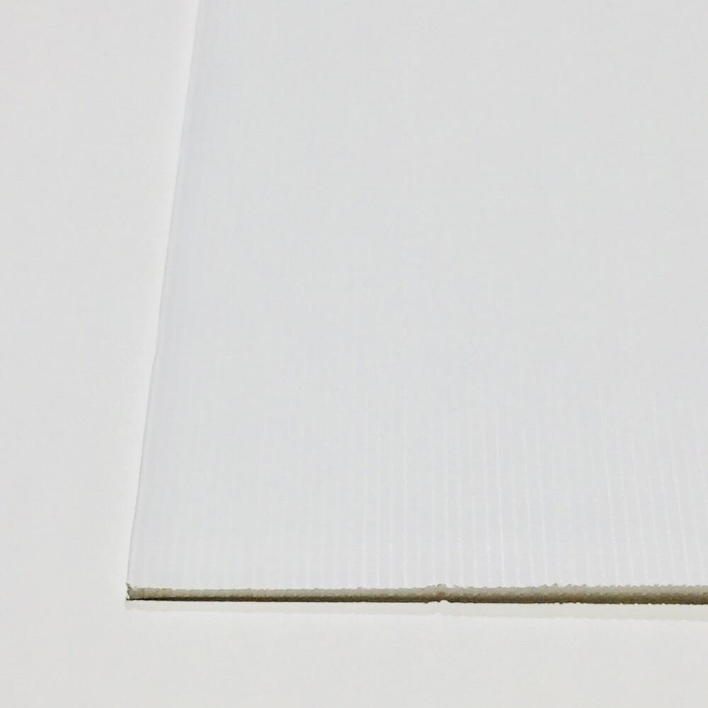プラダンボード4mm厚 ホワイト 3×6尺